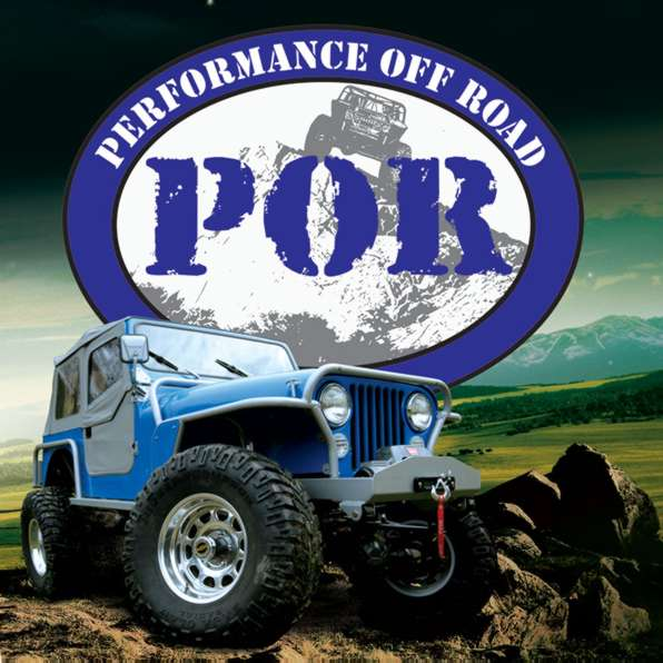 Performance Off Road | We're not just in the off road
